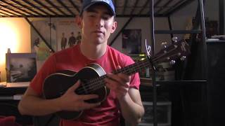Download Lagu Alan Walker, Noah Cyrus & Digital Farm Animals - All Falls Down - Ukulele Tutorial Mp3
