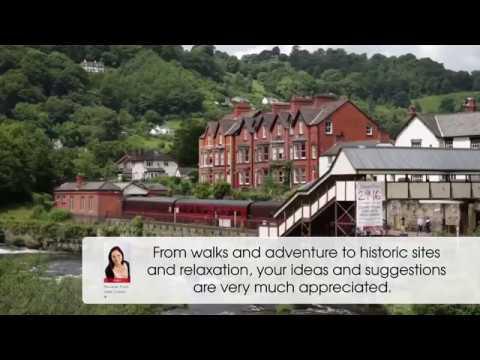 Suggested Welsh Caravan Tours | The Caravan Club