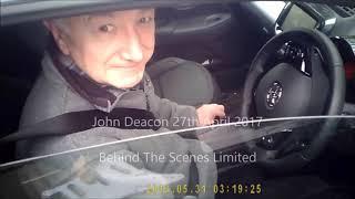 "John Deacon (Queen Bassist) signs autograph from a ""Fan"""