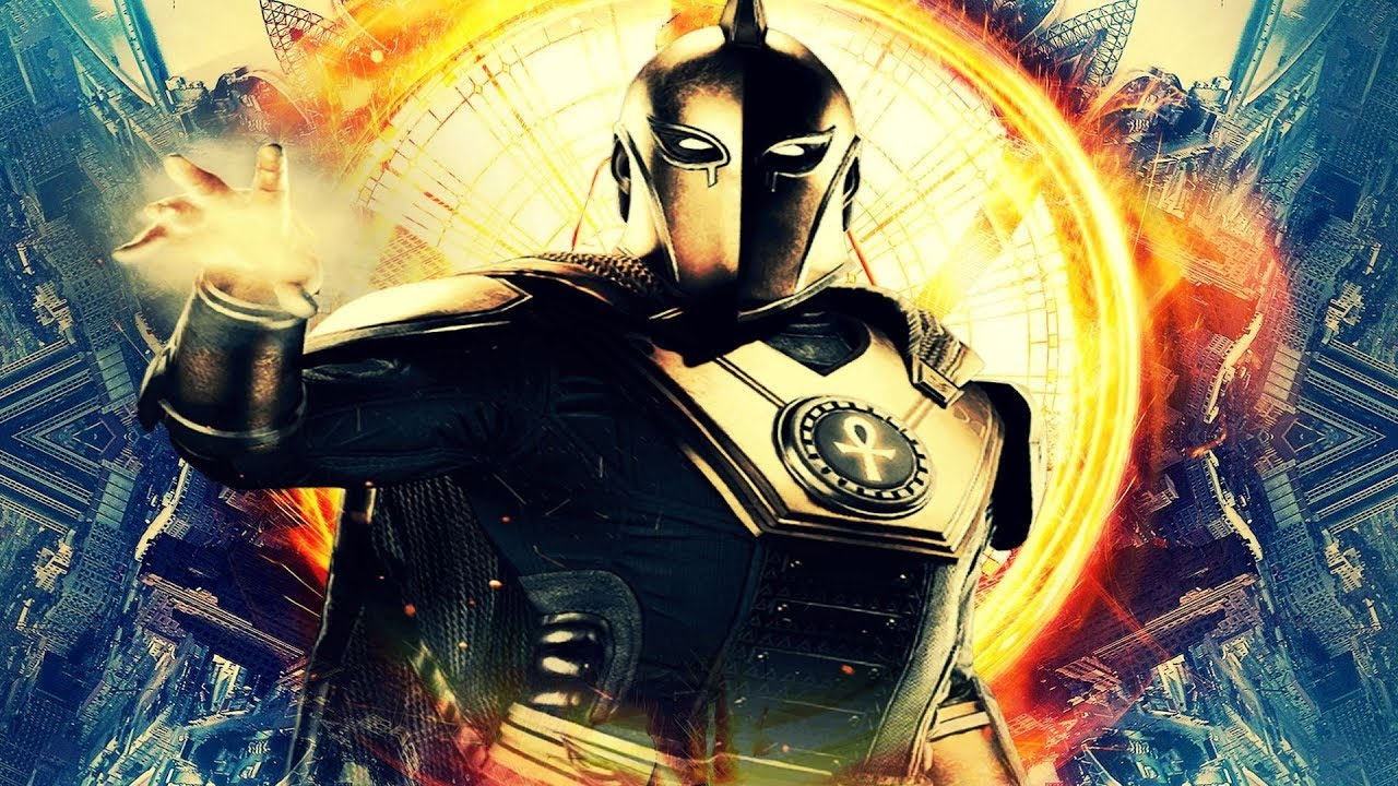 1. Strangefate. Arguably the most powerful variant of Strange is Doctor Strangefate. A combination of Strange and Doctor Fate from the DC comics. Dr. Fate is able to travel between parallel worlds making this combination very powerful. This character combination is deemed to be Professor X, which makes it stronger.