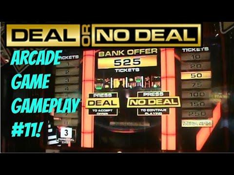 MEGA SPIN JACKPOT! | Deal or no Deal Arcade Game | Arcade Fun | Jdevy