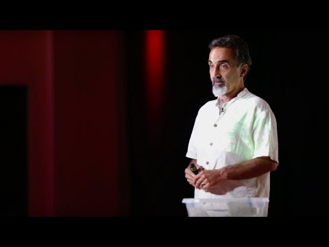 Low Cost, Eco-Friendly Aircrete Homes | Hajjar Gibran | TEDxSedona