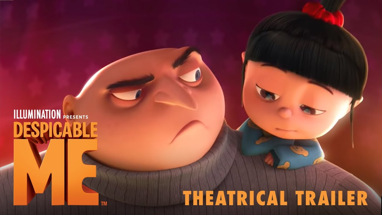 Download Despicable Me - Theatrical Trailer