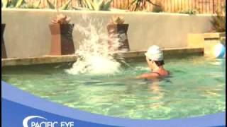 PACIFIC EYE Pool Commercial