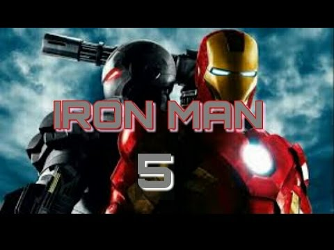 IRON MAN 5 [official trailer]