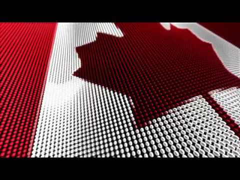 O Canada   Official New Lyrics of Canadian National Anthem English:French