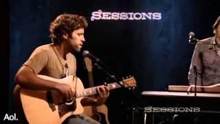 Jack Johnson - My Little Girl (AOL Sessions)