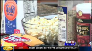 Simple Recipe Substitutions That Are Healthy and Delicious, Fox 19 Morning News, Cincinnati, Ohio