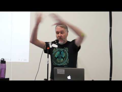 Denotational Design: from meanings to programs By Conal Elliott at BayHac 2014 1/4