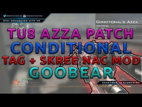 MW2 | TU6 | Goobear + Conditional's Tag & Skree Nac Patch (Offline Azza Menu) | +Download