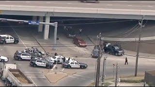 Crazy Chase in Houston