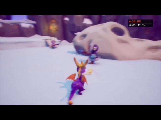 Spyro Reignited Trilogy (видео)