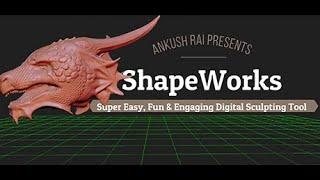 SHAPEWORKS 3D - Tutorial revie…