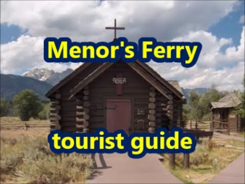 Historic Menor's Ferry visitor guide