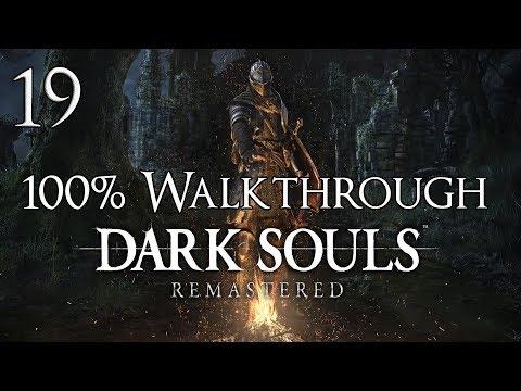 Dark Souls Remastered - Walkthrough Part 19: Painted World of Ariamis