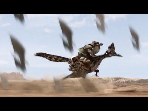 Rango (2011) - 'Ride Of The Valkyries' Scene [1080]