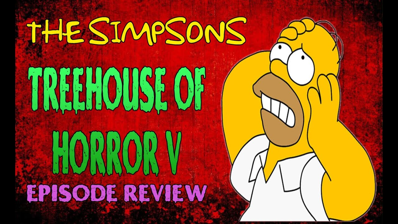 an analysis of the simpsons halloween special the shinning