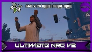 GTA V PC Inner Force Mod PC, USE THE FORCE FRANKLIN!