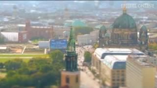 Tilt-Shift-Videos: So schrumpft man eine Großstadt - SPIEGEL TV