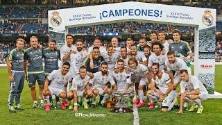 REAL MADRID 2 - 1 GALATASARAY