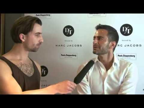 Marc Jacobs Random Question Interview