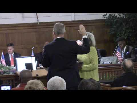 4. Election of Mayor Pro Tem and Oath of Office (Tim Carroll)