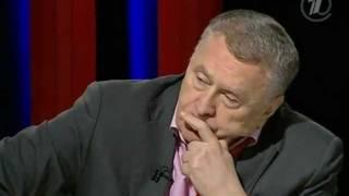 В.В. Жириновский-В эфире Первого канала-В контексте