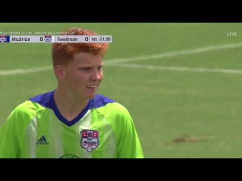 Jamis Fite | 2020 GK | All-State All-American Game