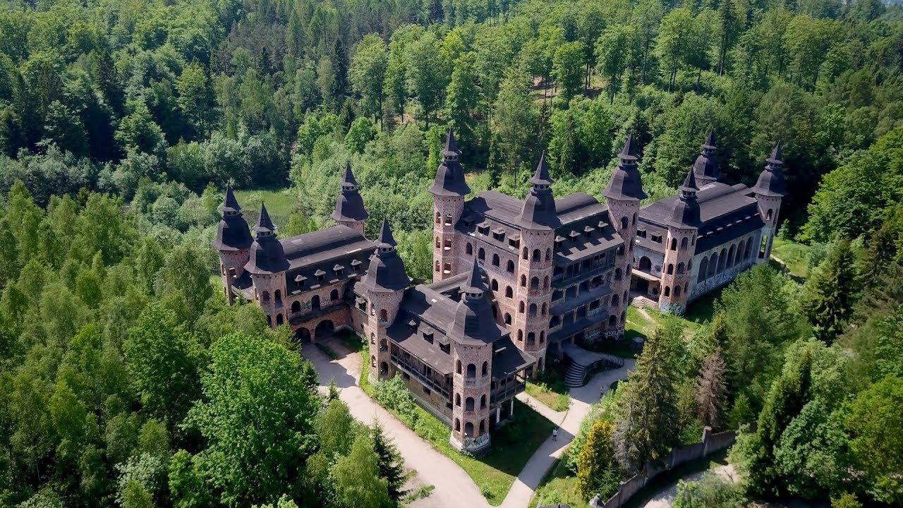 Pal Hajs TV – 53 – Najmłodszy zamek w Europie – Łapalice
