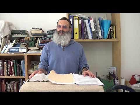 Rabbi Benny Lau, Racism, and Nuremberg Laws P.1