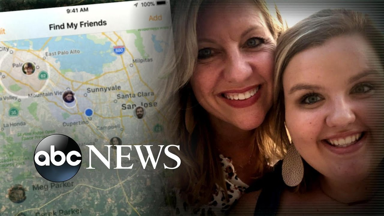 ABC News:Worried mom uses tracking app to save daughter in need of help