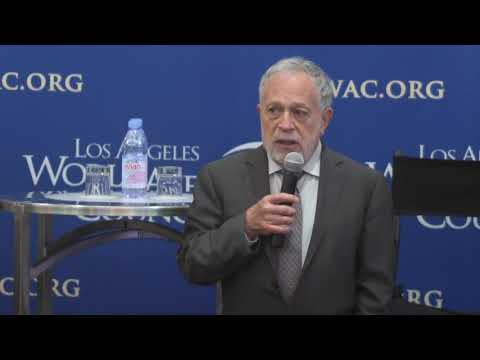 Robert Reich in Los Angeles on Income Inequality
