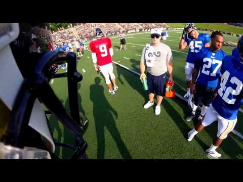 #RamsCamp Wired: Nick Foles