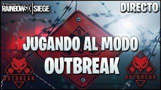 🔴 AHORA SI! JUGANDO OUTBREAK! ◄► Caramelo Rainbow Six Siege Gameplay Español