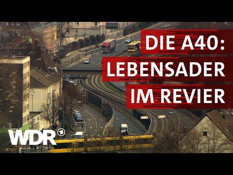 Die A40 - Der Ruhrschleichweg? | Heimatflimmern |WDR