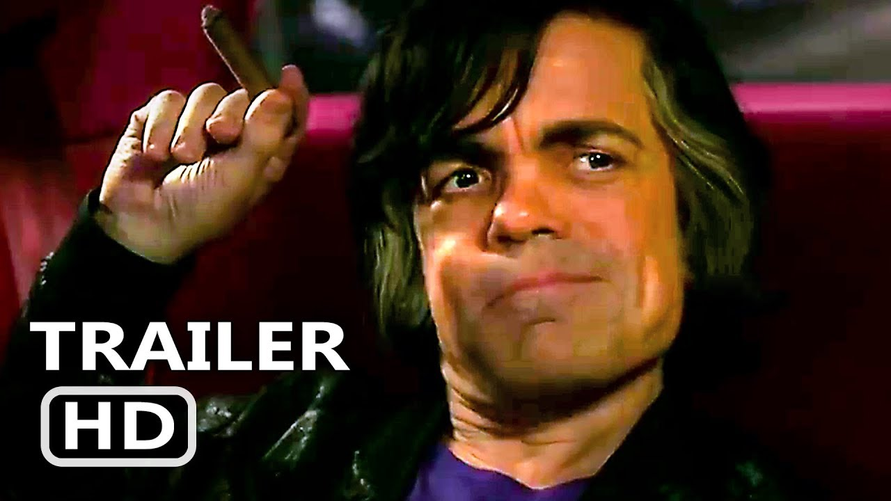 Download MY DINNER WITH HERVE Trailer (2018) Peter Dinklage, Jamie Dornan, Drama Movie