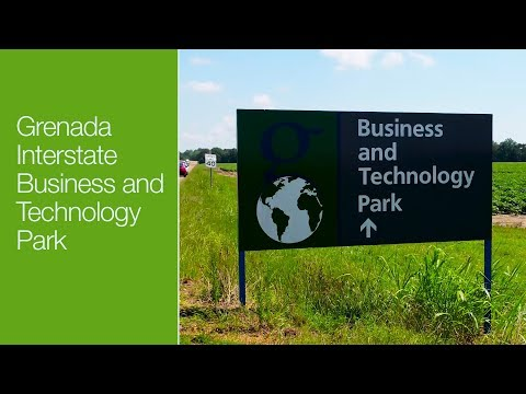 Grenada Interstate Business and Technology Park