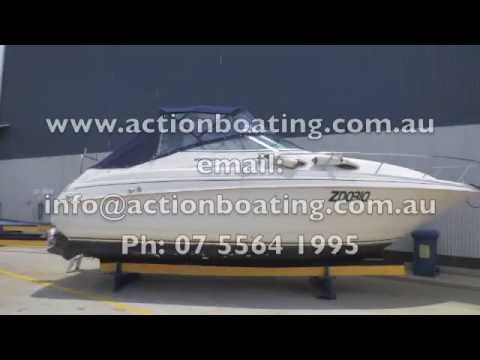 Monterey 262 Sports Cruiser for sale Action Boating boat sales Gold Coast , Australia