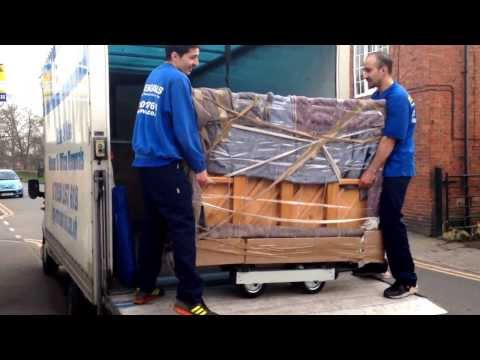 Piano Removals Nottingham By BG Removals