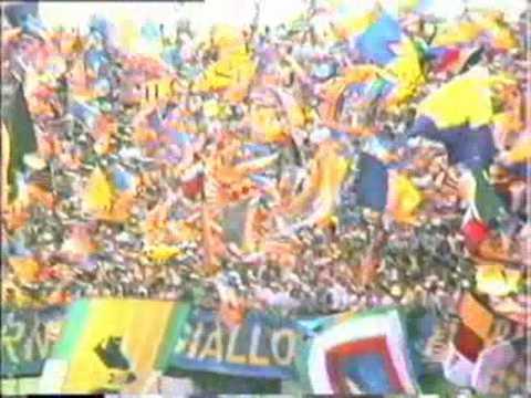 Verona Hellas il giorno dello scudetto (3/3 Festa Stadio)