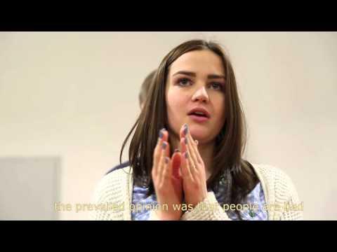 Video for Sprachenatelier Berlin-Workshop at Deutsches Theater-Subtitles