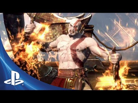 God of War: Ascension™ Single-Player World Premiere
