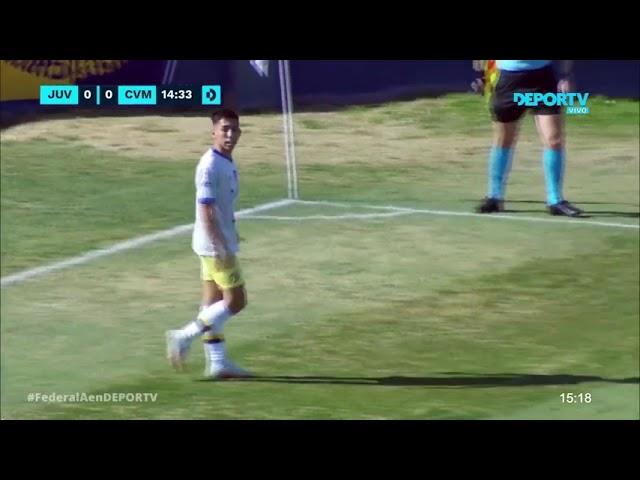 Fecha Nro 14 Torneo Federal A 2021 - Juventud 1 - Villa Mitre 0