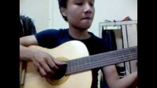 Chờ em trong đêm (Soobin) -  Guitar