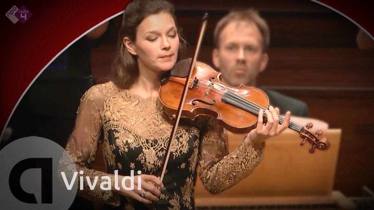 Vivaldi: Vier jaargetijden/Quattro Stagioni - Janine Jansen - Internationaal Kamermuziek Festival