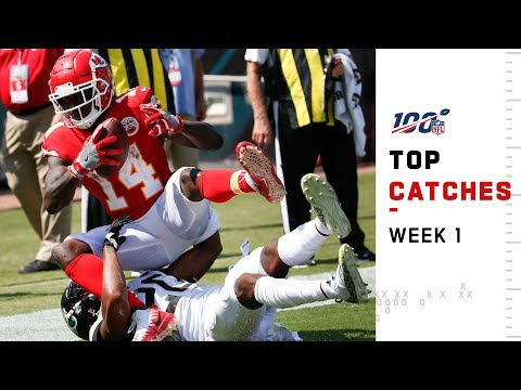 Top Catches from Week 1 | NFL 2019 Highlights