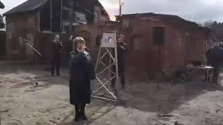 21 век-в город Советск  Калининградской области провели газ.