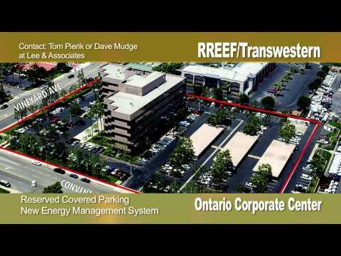 RREEF Ontario Corporate Center