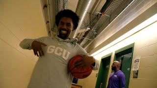 Highlights: GCU Basketball at Chicago State |  Jan. 16, 2020