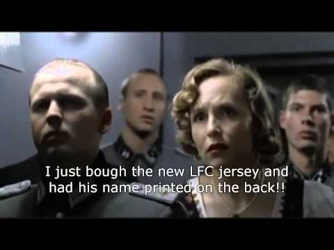 Suarez is Leaving Liverpool - Hitler Finds out